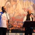 În a doua zi a Festivalului de Film Etnografic de la Zlatna au avut loc recitaluri de muzică folk, cântece de munte şi proiecţii de filme