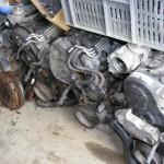 Un tânăr din Zlatna este cercetat penal pentru furt de piese auto