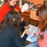 Schimb de experiență la Ampoița în domeniul politicilor de tineret între adolescenți din Franța și România