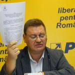 În premieră pentru judeţul Alba, deputatul liberal Dan Simedru a explicat public neajunsurile legislative ale proiectului exploatării miniere de la Roşia Montană