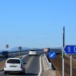 Zlatnainfo.ro | Autostrada Sibiu – Orăștie: În zona Șibot s-a deschis circulația pe pasajul rutier