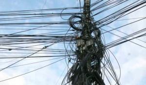 cabluri aeriene