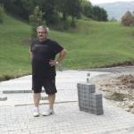 Drum modernizat în Şesuri – Trâmpoiele