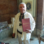 """Emilian Achim a săpat """"Fântâna de aur"""" din Almaşu Mare"""
