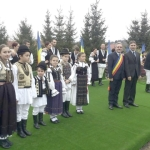Comuna Ighiu a fost în sărbătoare, de Ziua Naţională a României