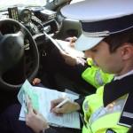 Amenzi de peste 4.700 de lei aplicate de polițiștii din Zlatna, în urma unui control în trafic efectuat împreună cu reprezentanți ai RAR Alba