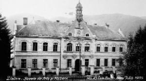 liceul Corneliu Medrea Zlatna