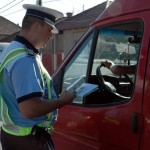 Amenzi de peste 5.200 de lei aplicate de polițiștii din Zlatna, în urma unui control în trafic efectuat împreună cu reprezentanți ai RAR Alba