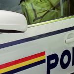Minor de 17 ani din Zlatna cercetat penal după ce a furat un autoturism, l-a condus fără permis și a provocat un accident rutier la Alba Iulia