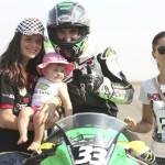 Răzvan Ponoran, fiul primarului din Zlatna, pe locul trei la cel mai puternic concurs de motociclism din România