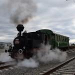 Primarul Silviu Ponoran nu renunță la intenția sa de a pune pe șine turismul feroviar în zona Zlatna