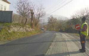 covor asfaltic com metes