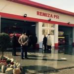 A fost inaugurată noua remiză PSI a orașului Zlatna