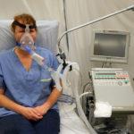 Spital de recuperare pentru boli pulmonare la Zlatna