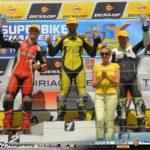 Zlătneanul Răzvan Ponoran de două ori pe podium la Hungaroring