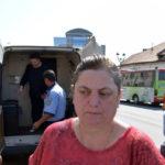 Cele două angajate de la CEC Bank Zlatna, acuzate de delapidare, au fost duse la sediul IPJ Alba pentru audieri