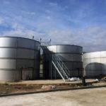 Stația de tratare a apelor uzate din Zlatna, aproape de finalizare