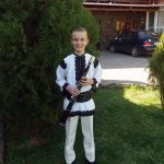 La numai 14 ani, Andrei Ioan Haneş, un tânăr taragotist din Zlatna uimeşte lumea cu interpretările sale
