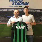 Mijlocasul central al clubului CS Zlatna, Andrei Mărginean a semnat cu Sassuolo Calcio