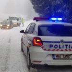 Amenzi de peste 5.200 de lei aplicate de polițiștii din Zlatna, în urma unei acțiuni preventive organizată în parteneriat cu reprezentanți ai RAR Alba