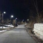 În comuna Bucium, iluminatul stradal cu tehnologia LED va duce economii majore la consumul de curent