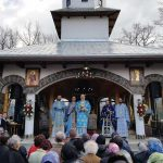 """IPS Irineu a fost prezent de """"Buna Vestire"""" la hramul Mănăstirii Pătrângeni"""